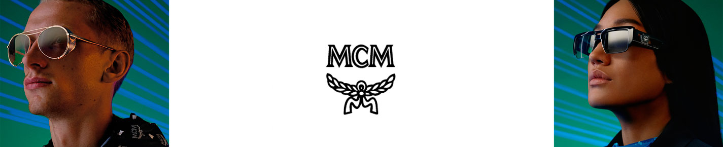 MCM Sunglasses banner
