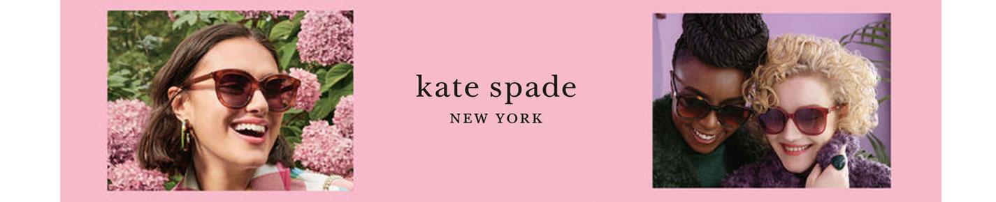 Kate Spade Sunglasses banner