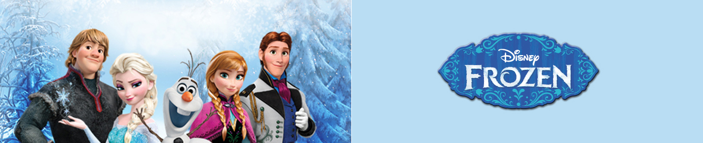 Disney Frozen Sunglasses banner