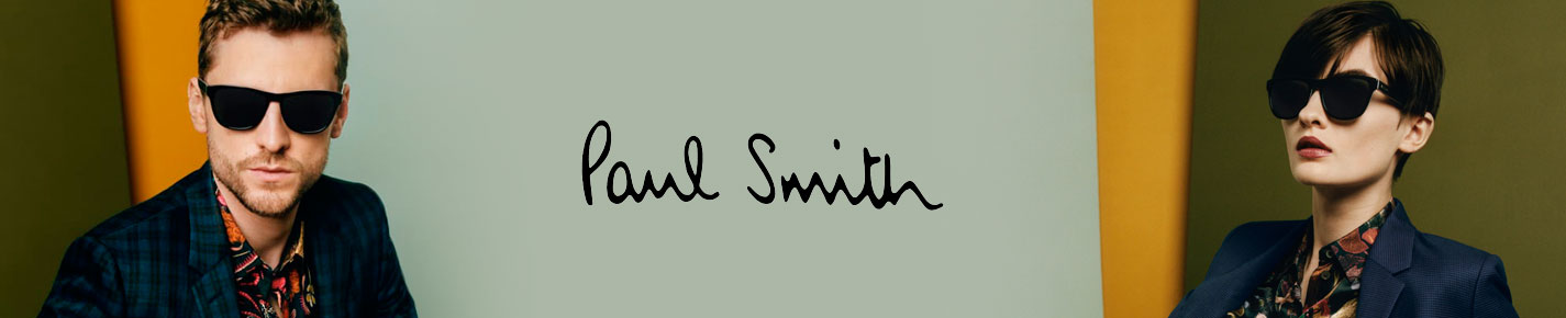 Paul Smith Sunglasses banner