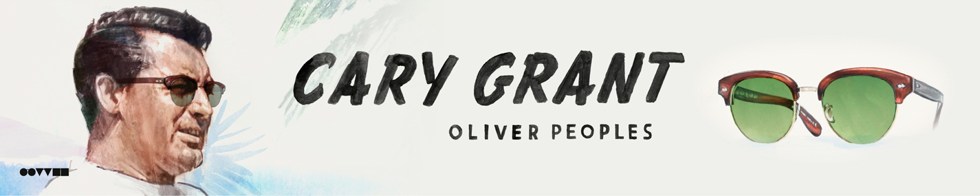 Oliver Peoples Sunglasses banner