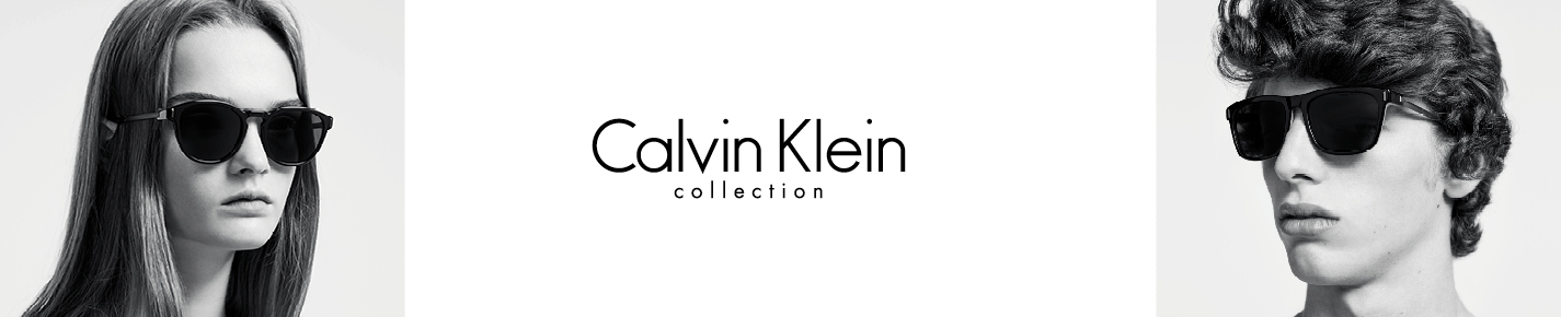 Calvin Klein Collection Sunglasses banner