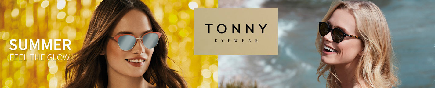 Tonny Sunglasses banner