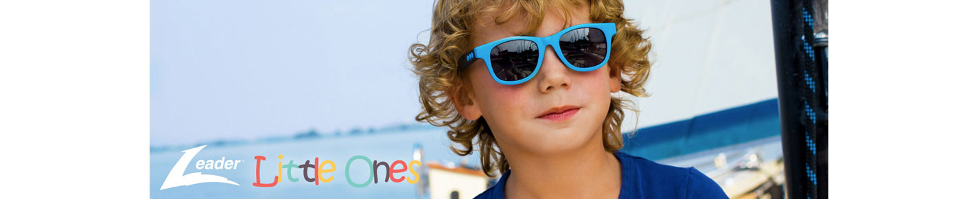 LEADER KIDS Sunglasses banner