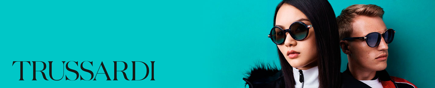 Trussardi Sunglasses banner
