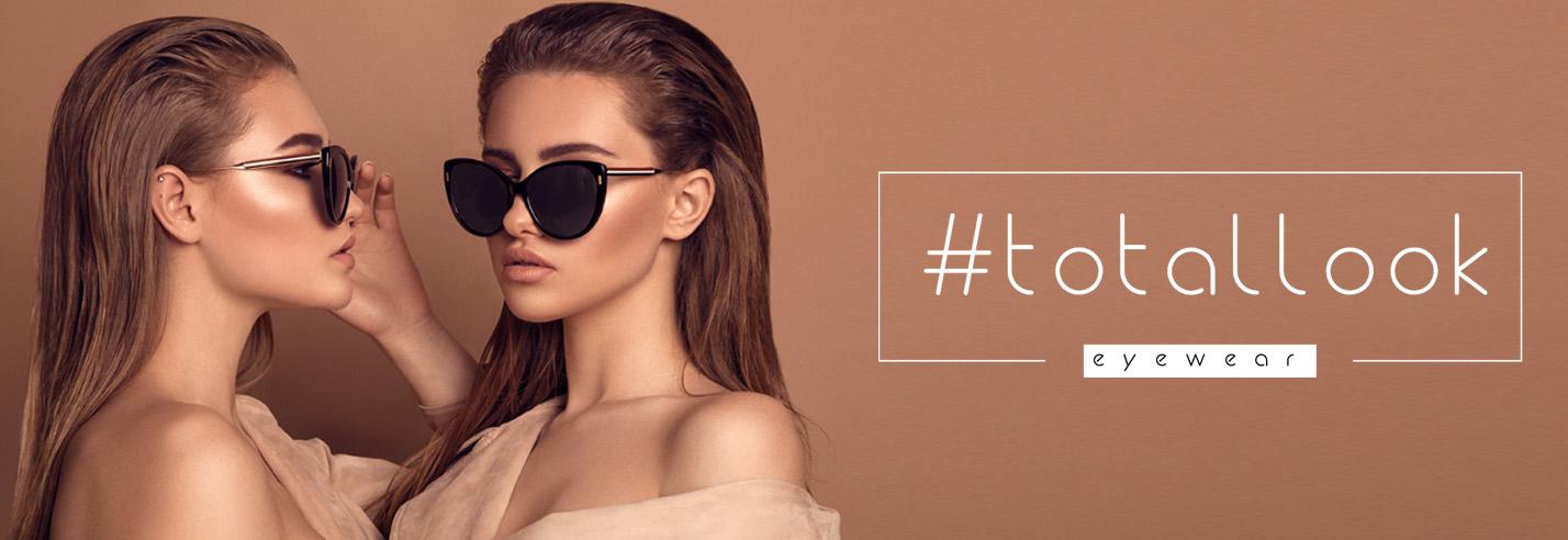 #totallook Sonnenbrillen banner