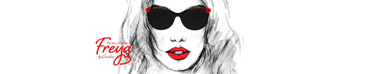 Freya Sunglasses banner