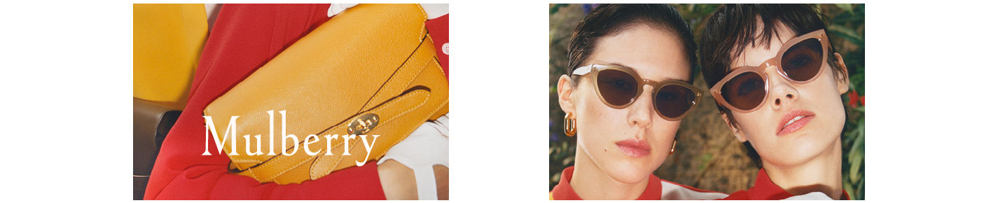 Mulberry Sunglasses banner