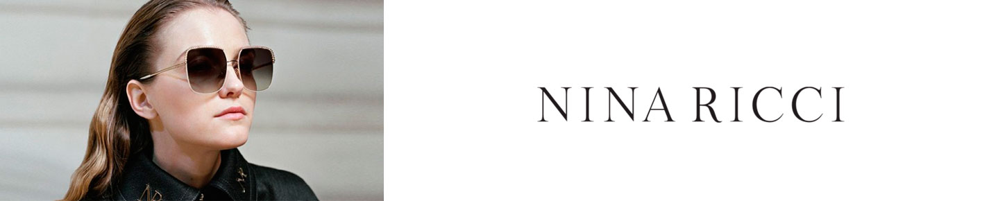 Nina Ricci Sunglasses banner