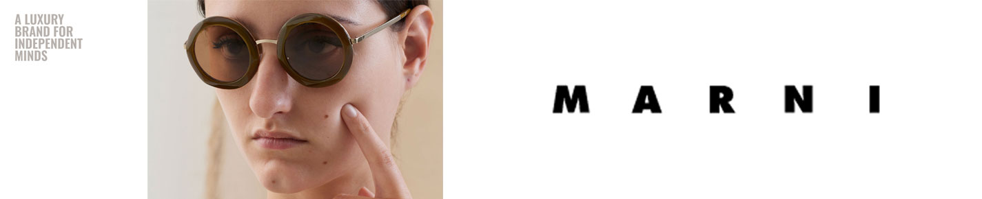 Marni Солнцезащитные очки banner