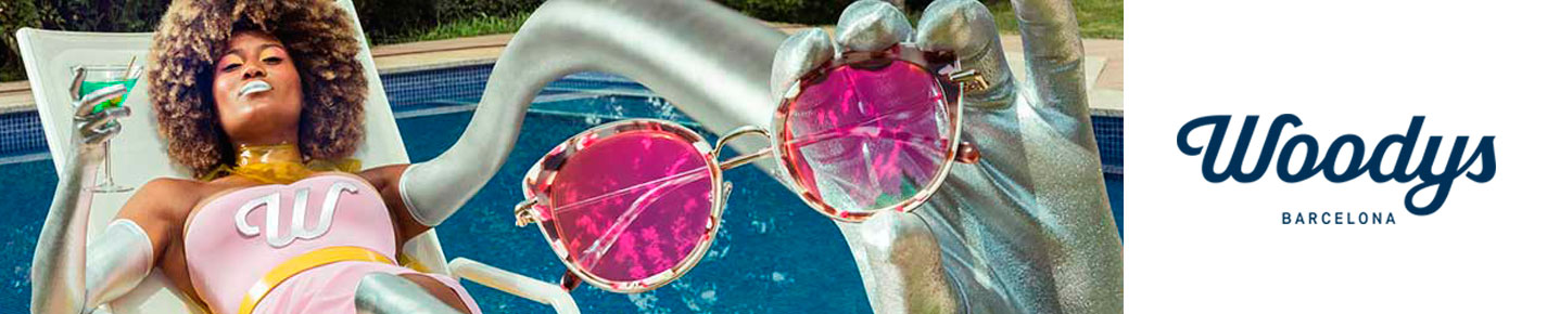 Woody`s Barcelona Солнцезащитные очки banner