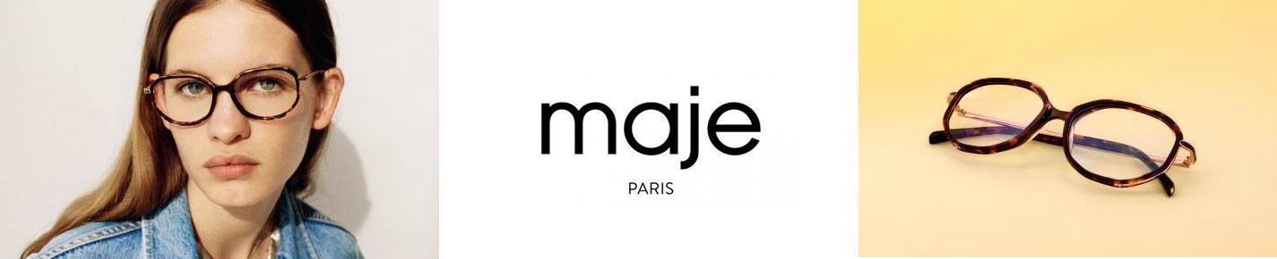 Maje Sunglasses banner