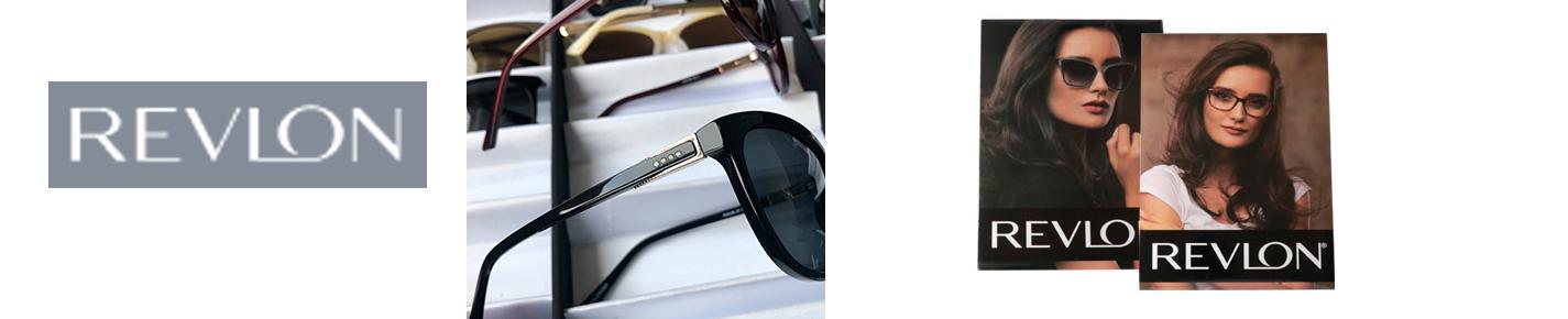 Revlon Sunglasses banner