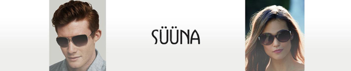 SÜÜNA Sunglasses banner