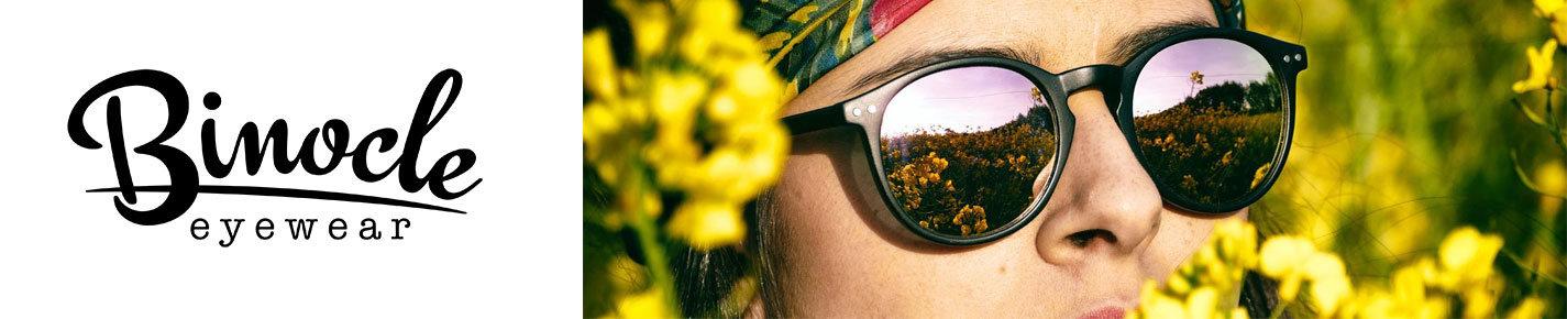 Binocle Sunglasses banner