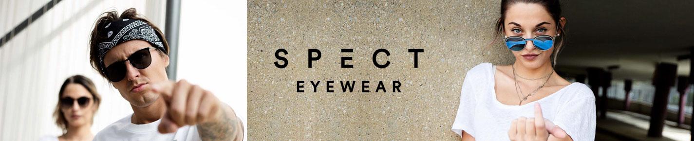 SPECT Sunglasses banner
