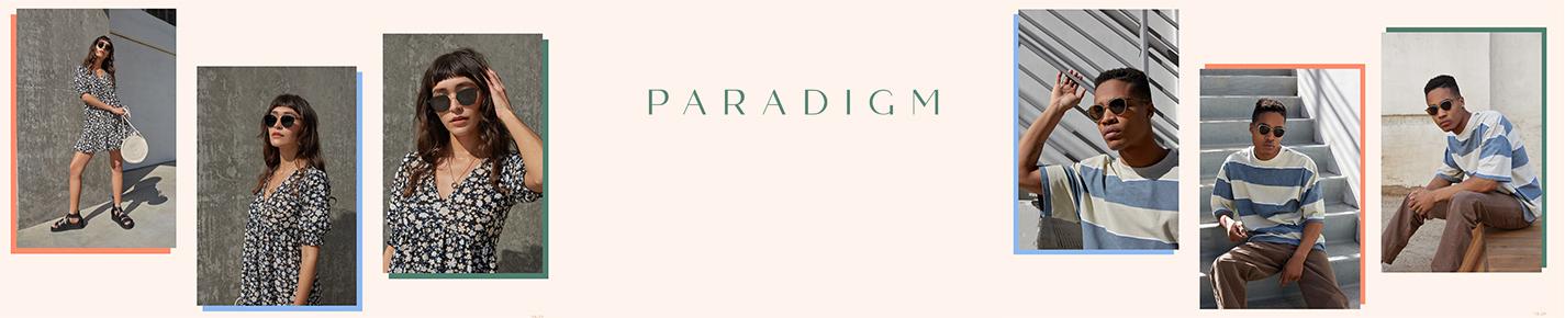Paradigm Sonnenbrillen banner