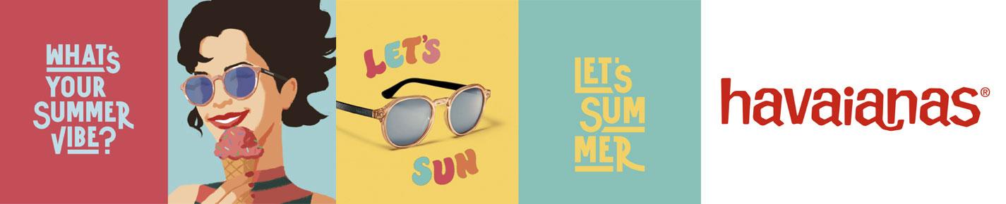 havaianas Sunglasses banner