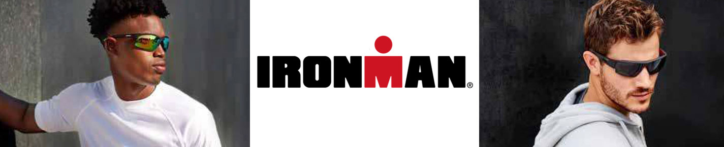 Ironman Sunglasses banner