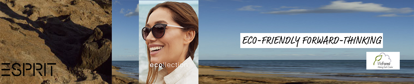 Esprit Ecollection Sunglasses banner