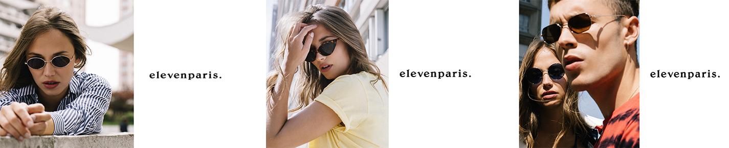 Elevenparis Sunglasses banner
