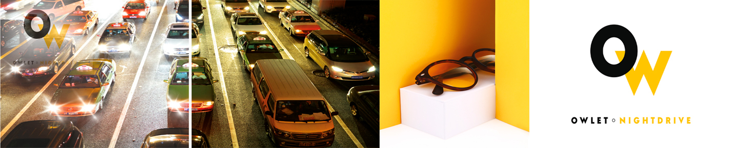 Owlet Nightdrive Sunglasses banner