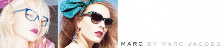 Marc by Marc Jacobs Sunglasses banner