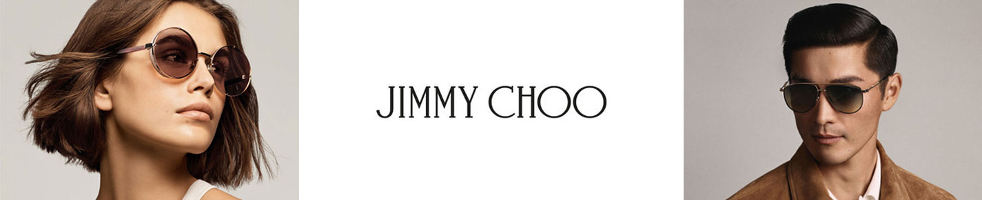 JIMMY CHOO Sunglasses banner