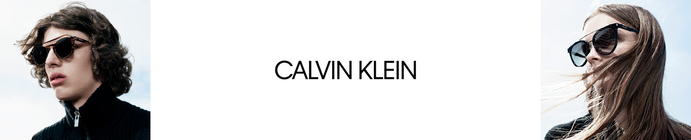 Calvin Klein Sunglasses banner