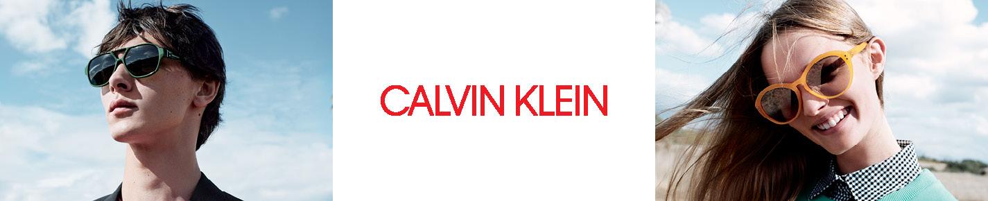 Calvin Klein Sonnenbrillen banner