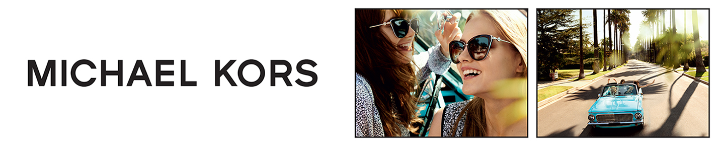 MICHAEL KORS Sunglasses banner