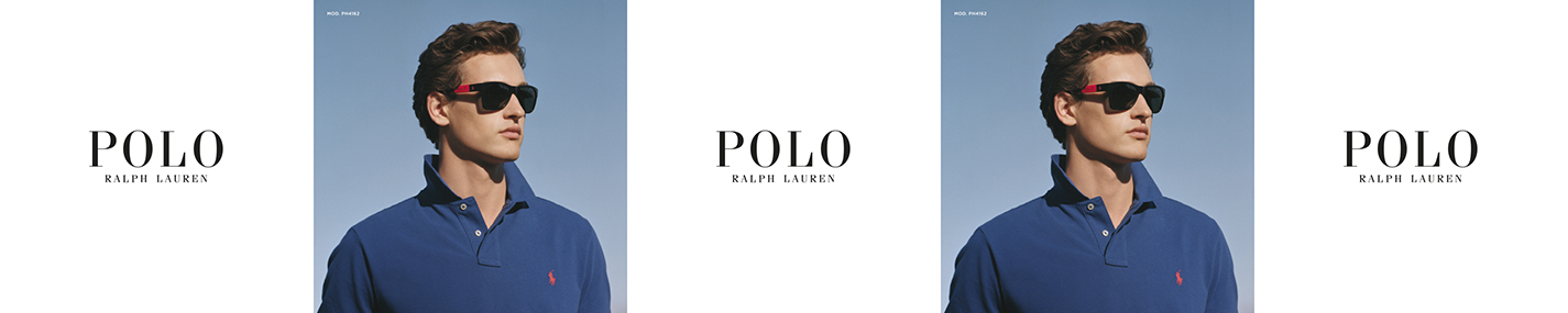Polo Ralph Lauren Sunglasses banner