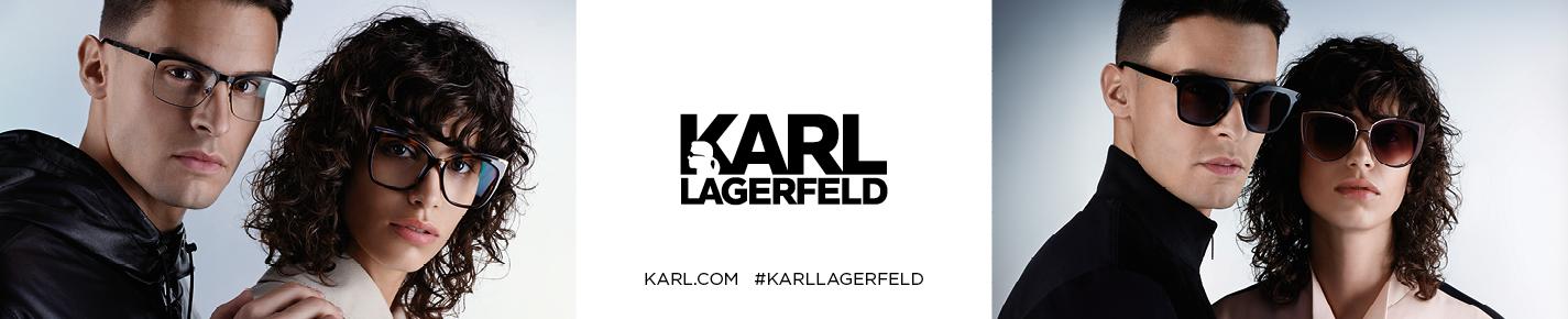 Karl Lagerfeld Солнцезащитные очки banner