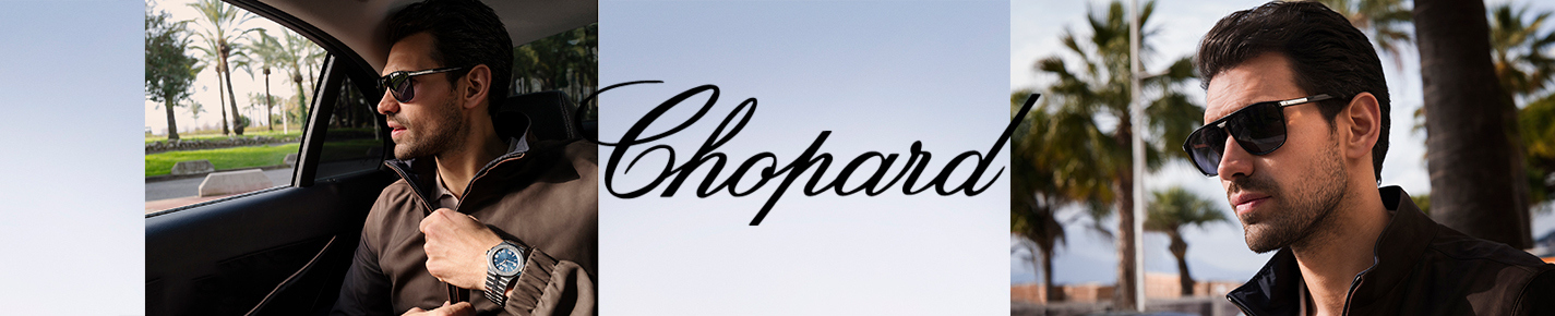 Chopard Sunglasses banner
