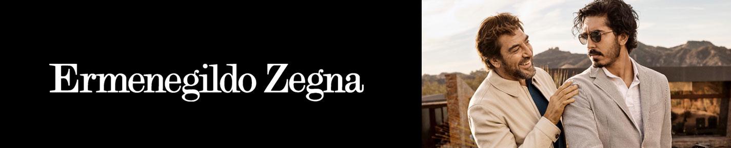 Ermenegildo Zegna Sunglasses banner