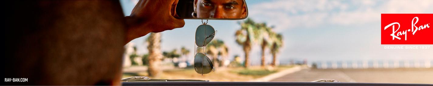 Ray-Ban Sunglasses banner