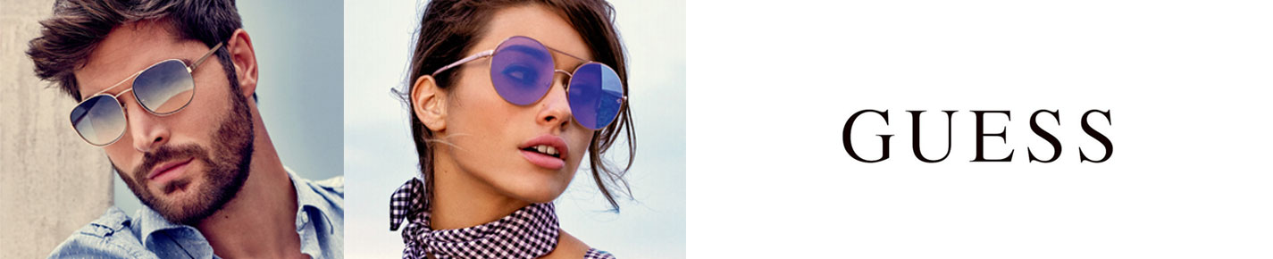Guess Sunglasses banner