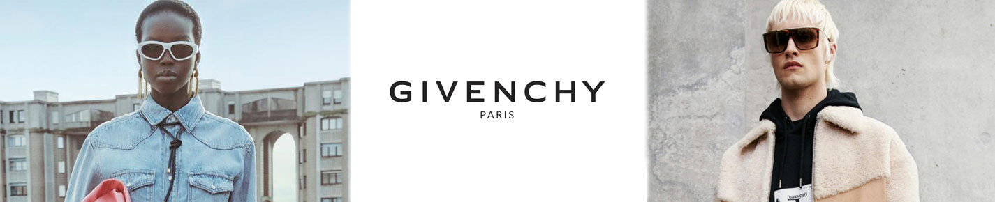 Givenchy Sunglasses banner