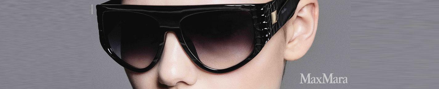 MaxMara Occhiali Sunglasses banner