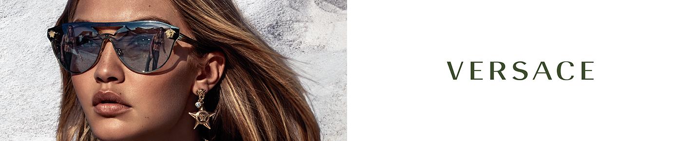 Versace Sonnenbrillen banner