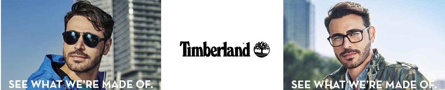 Timberland Glasses banner