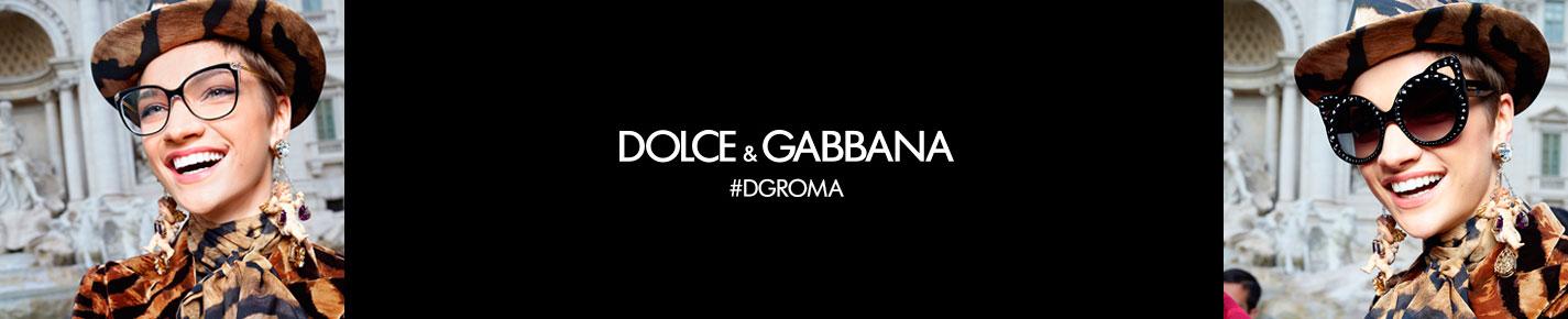 Dolce & Gabbana 眼镜 banner