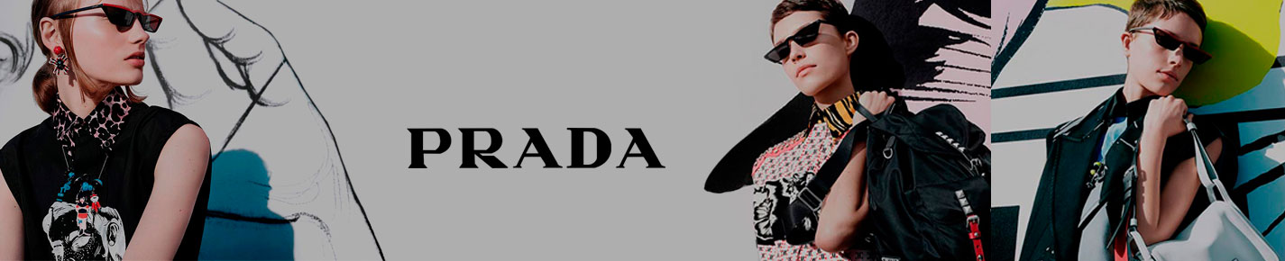 Prada Glasses banner