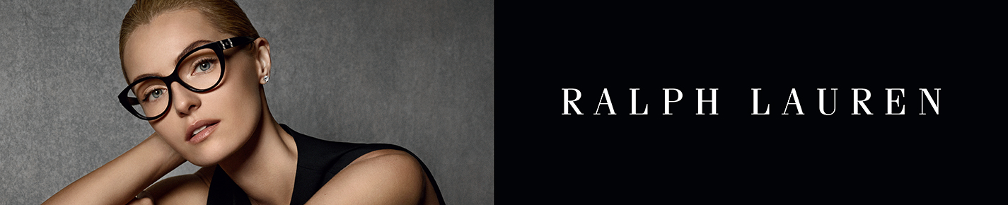 Ralph Lauren Glasses banner