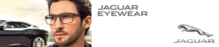JAGUAR Eyewear Glasses banner