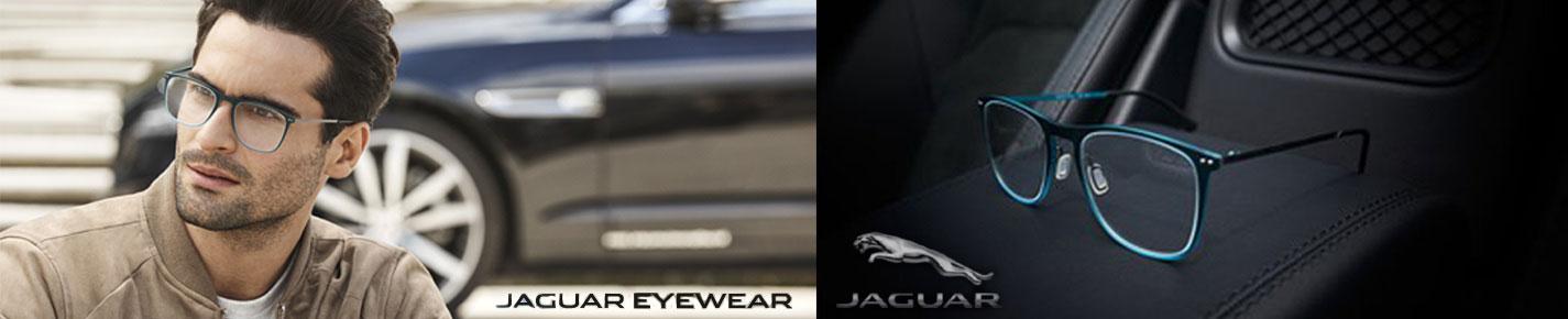 JAGUAR Eyewear Glasses banner