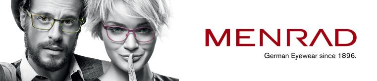 MENRAD Eyewear Glasses banner