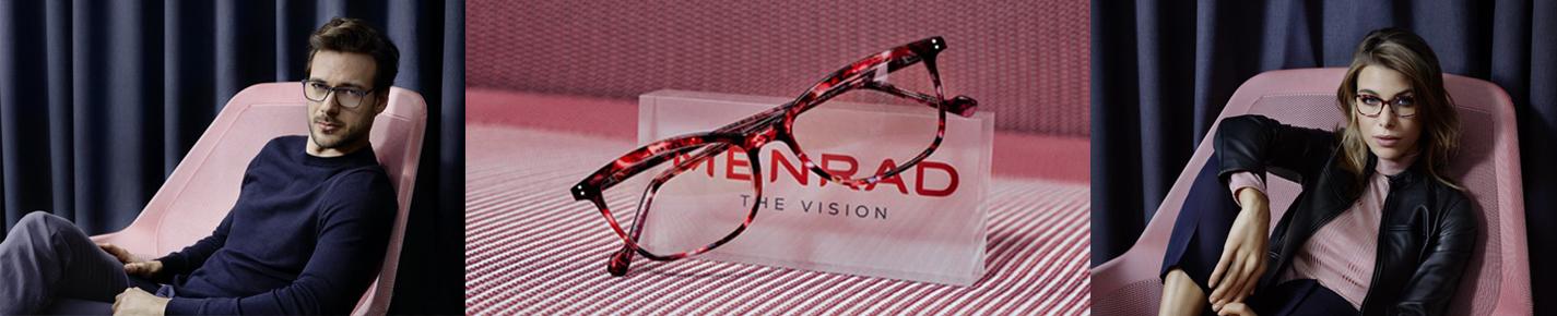 MENRAD Eyewear Brillen banner