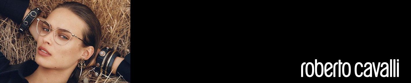 Roberto Cavalli Gafas banner