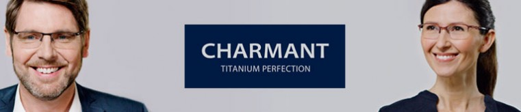 Charmant Titanium Perfection Glasses banner